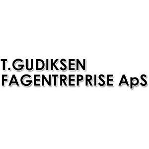 T. Gudiksen Fagentreprise ApS logo