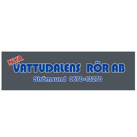 Nya Vattudalens Rör AB logo