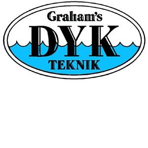 Graham's Dykteknik AB logo