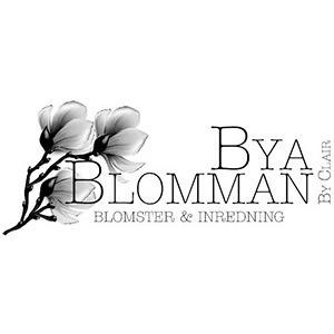 Bya Blomman logo