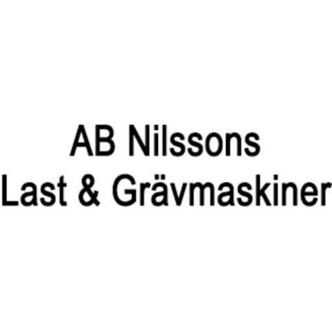 AB Nilssons Last & Grävmaskiner logo