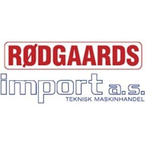 Rødgaards Import A/S logo
