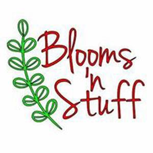 Bloomsandstuff I Tyresö logo