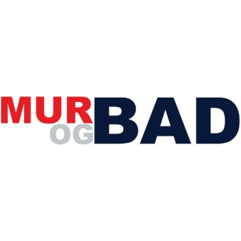 Mur og Bad AS logo