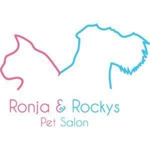 Ronja & Rockys Pet Salon AB logo