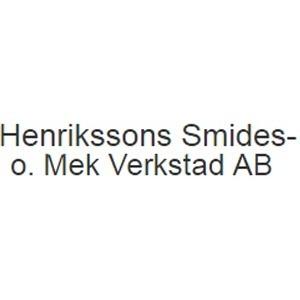 Henrikssons Smides- o. Mek Verkstad AB logo