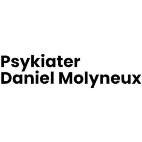 Psykiater Daniel Molyneux logo