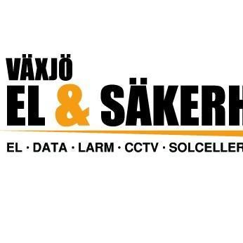 Växjö El & Säkerhet AB logo