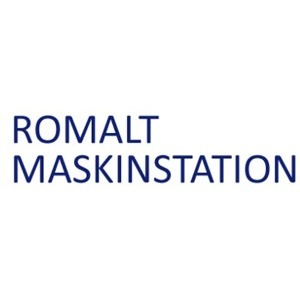 Romalt Maskinstation ApS logo