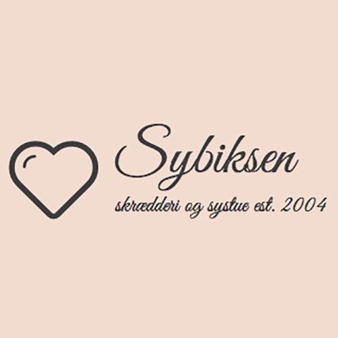 Sybiksen skrædderi - systue logo