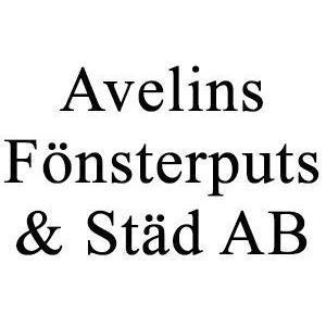 Avelins Fönsterputs & Städ AB logo