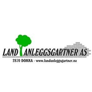 Land Anleggsdrift AS logo