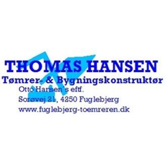 Tømrerfirmaet Otto Hansens Eftf logo