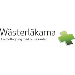 Wästerläkarna AB logo