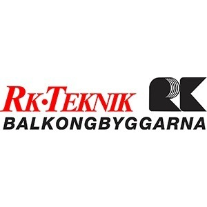 Balkongbyggarna RK Teknik AB logo