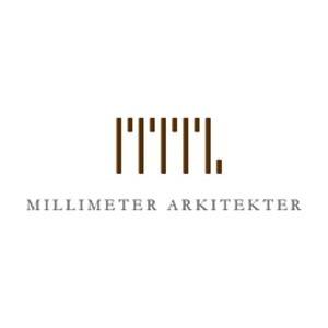 Millimeter Arkitekter AB logo