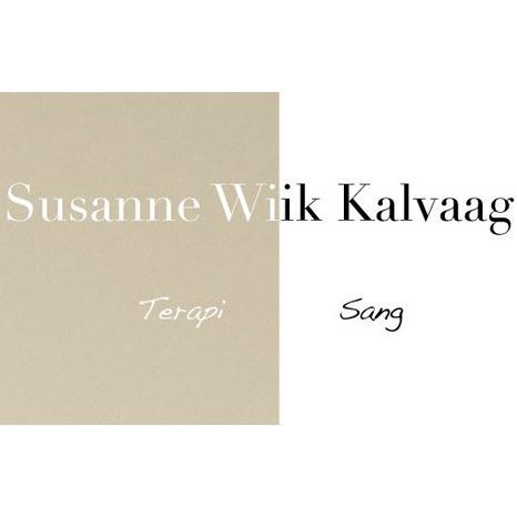 Susanne Wiik Kalvåg Psykoterapi og Sang logo