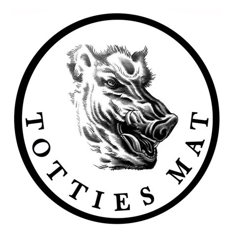 Totties Mat logo