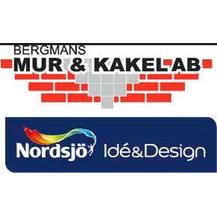 Bergmans Mur & Kakel Nordsjö Idé & Design logo
