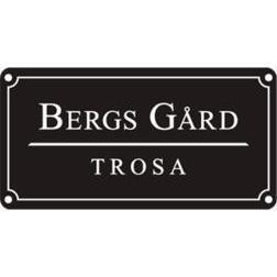 Bergs Gård Trosa logo