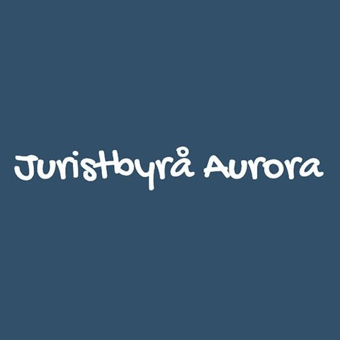 Juristbyrå Aurora logo