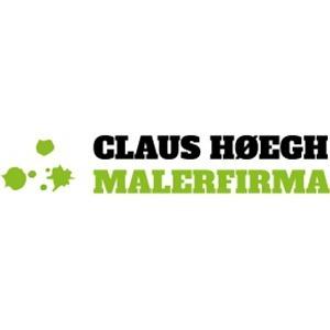 Malerfirma Claus Høegh ApS logo