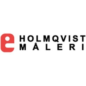 Holmqvist Måleri AB logo