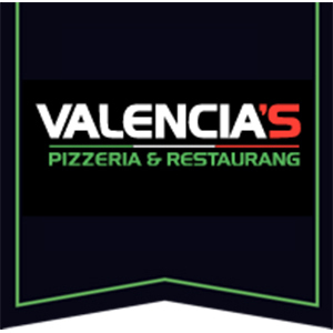 Valencia`s Krog och Pizzeria logo