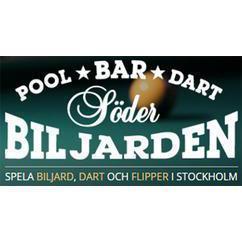 Söderbiljarden, Biljard & Dart logo