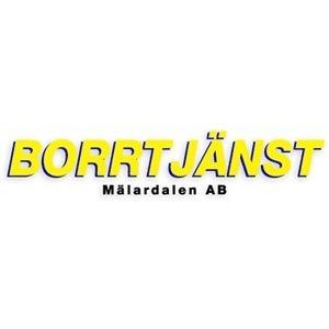 Borrtjänst Mälardalen AB logo