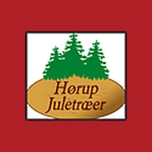 Hørup Juletræer logo