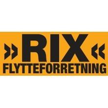 Rix Flytteforretning logo