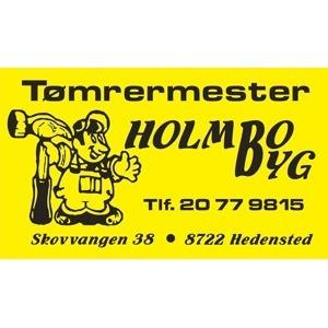 Holmbo Byg logo