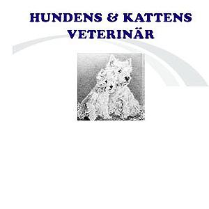 Hundens & Kattens Veterinär logo