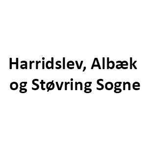Harridslev, Albæk og Støvring Sogne logo