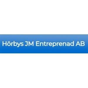 Hörbys JM Entreprenad AB logo