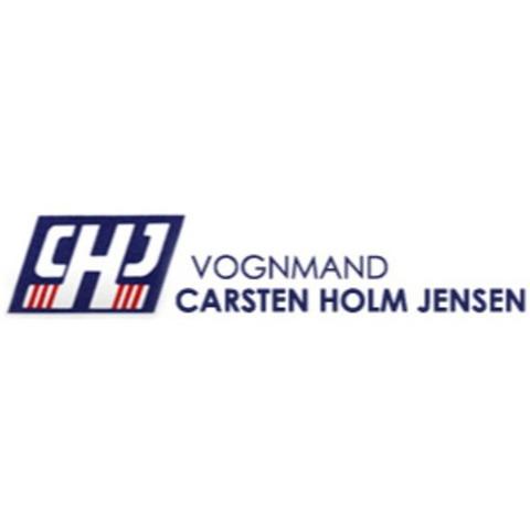 Vognmandsfirmaet Carsten Holm Jensen A/S logo