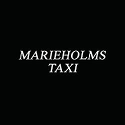 Marieholms Taxi logo