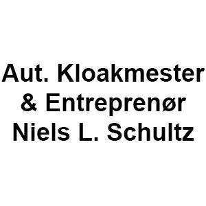Aut. Kloakmester & Entreprenør Niels L. Schultz logo