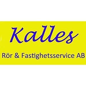 Kalles Rör & Fastighetsservice AB logo