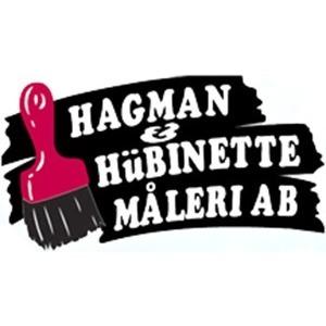 Hagman o. Hübinette Måleri AB logo