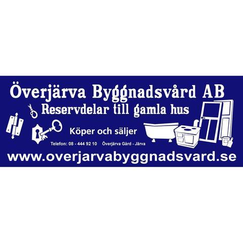 Överjärva Byggnadsvård AB logo