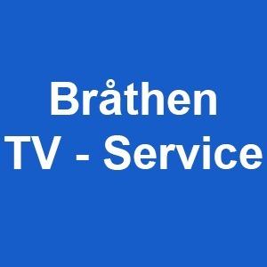 Bråthen Tv - Service logo