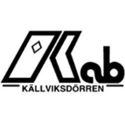 Källvikendörren AB logo