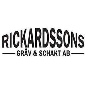 Rickardssons Gräv och Schakt AB logo