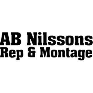 AB Nilssons Rep O Montage logo