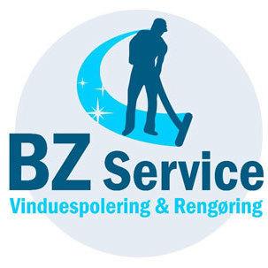 Bz Service - Vinduespolering & Rengøring logo