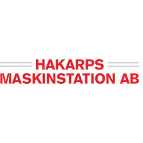 Hakarps Maskinstation AB logo