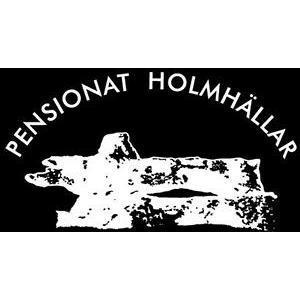 Pensionat Holmhällar logo