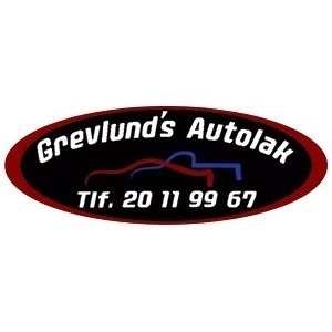 Grevlunds Autolak logo